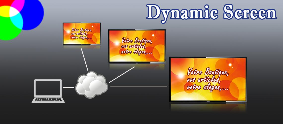 Affichage Dynamique